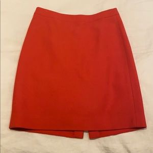 J. Crew - The Pencil Skirt Size 0